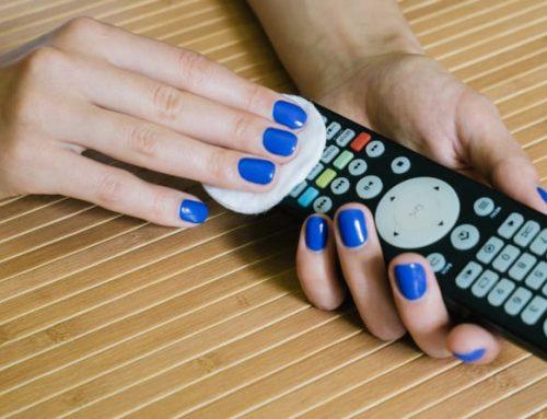 Συμβουλές για τον καθαρισμό των φορητών συσκευών και των πιο χρησιμοποιημένων αντικειμένων στο σπίτι σας